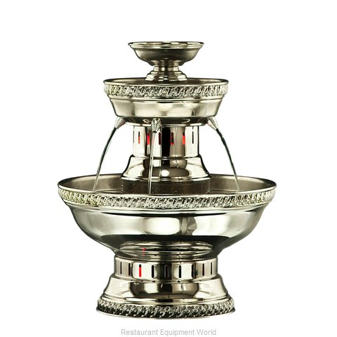 Apex Fountain Sales 4011-SS Champagne Fountain (Magnified)