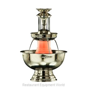 Apex Fountain Sales 4015-04-SS Champagne Fountain