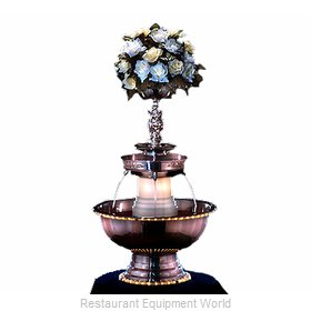 Apex Fountain Sales 4015-2-SS Champagne Fountain
