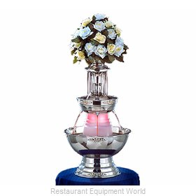 Apex Fountain Sales 4016-04-ST Champagne Fountain