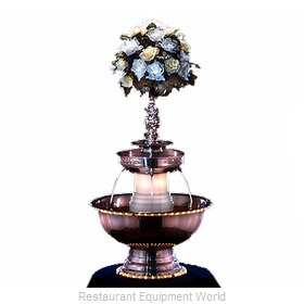 Apex Fountain Sales 4017-2-SS Champagne Fountain