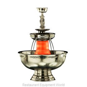 Apex Fountain Sales 4017-SS Champagne Fountain