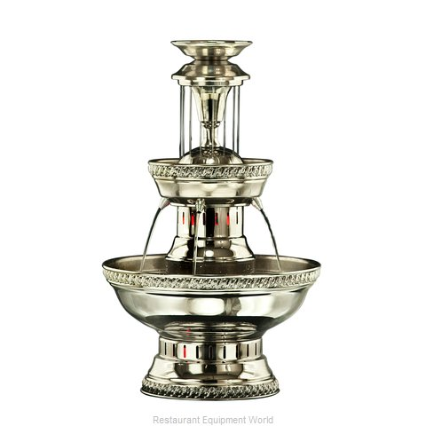 Apex Fountain Sales 4021-SS Champagne Fountain