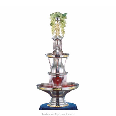 Apex Fountain Sales 4050-1-GT Champagne Fountain