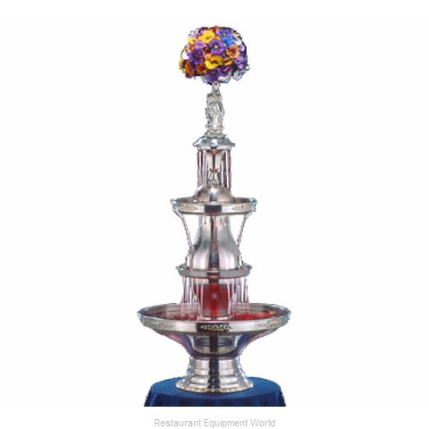 Apex Fountain Sales 4050-1-SS Champagne Fountain