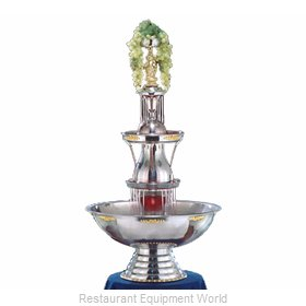 Apex Fountain Sales 4051-1-GT Champagne Fountain