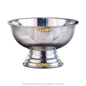 Apex Fountain Sales 6103-GT Punch Bowl, Metal
