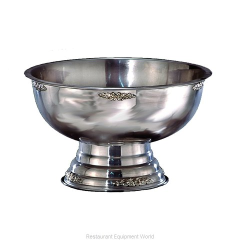 Apex Fountain Sales 6103-SS Punch Bowl Metal
