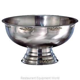 Apex Fountain Sales 6105-SS Punch Bowl, Metal