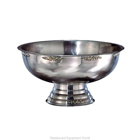 Apex Fountain Sales 6107-SS Punch Bowl Metal
