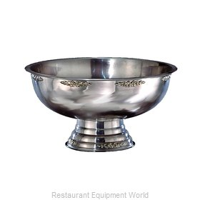 Apex Fountain Sales 6107-SS Punch Bowl, Metal