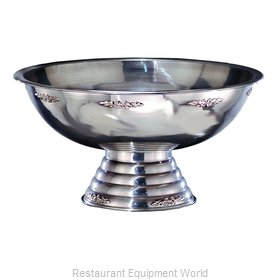 Apex Fountain Sales 6110-SS Punch Bowl, Metal