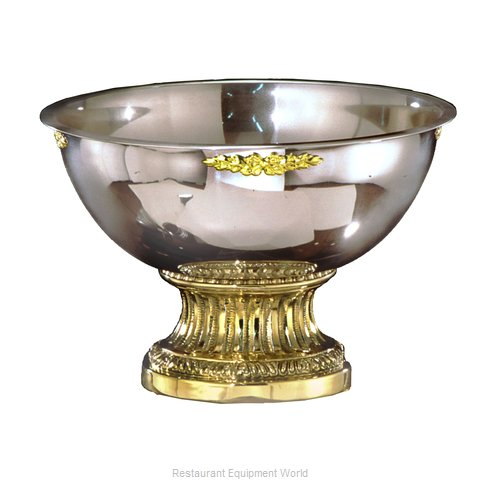 Apex Fountain Sales 6113-G Punch Bowl Metal