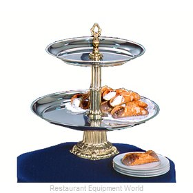 Apex Fountain Sales CLA18-14-G Display Stand, Tiered