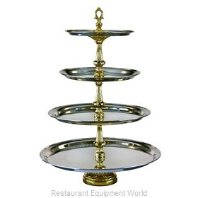 Apex Fountain Sales CTL21-181412-G Display Stand, Tiered