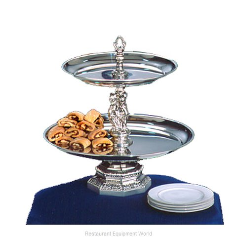 Apex Fountain Sales REN18-14-S Tiered Display Server Stand