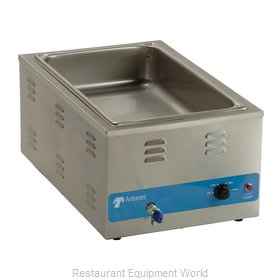 A.J. Antunes CW-100 Food Pan Warmer/Cooker, Countertop