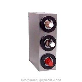 A.J. Antunes DACS-30 Cup Dispensers, Countertop