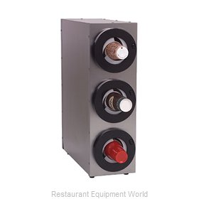 A.J. Antunes DACS-35-9900320 Cup Dispensers, Countertop