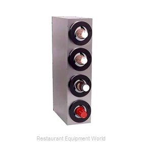 A.J. Antunes DACS-40 Cup Dispensers, Countertop