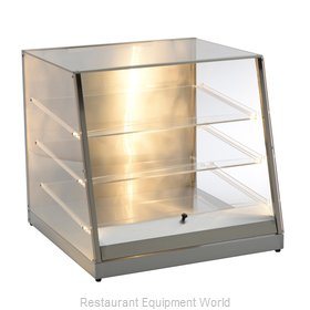 A.J. Antunes DC-27L-9500701 Display Case, Non-Refrigerated Bakery