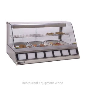 A.J. Antunes DCH-300 Display Case, Heated Deli, Countertop