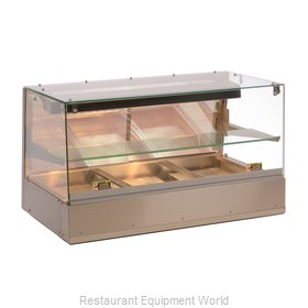 A.J. Antunes DCH-320SQ-9500558 Display Case, Heated Deli, Countertop