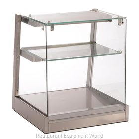 A.J. Antunes DCH-500-9500720 Display Case, Heated Deli, Countertop