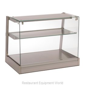 A.J. Antunes DCH-800-9500650 Display Case, Heated Deli, Countertop