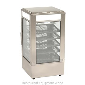 A.J. Antunes SDC-500 Display Merchandiser, Heated, For Multi-Product