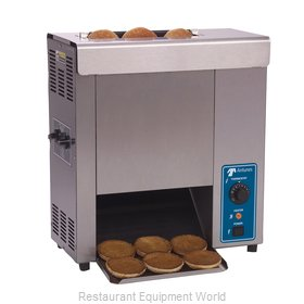 A.J. Antunes VCT-1000-9210709 Toaster, Contact Grill, Conveyor Type