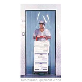Aleco 401244 Strip Curtain Unit