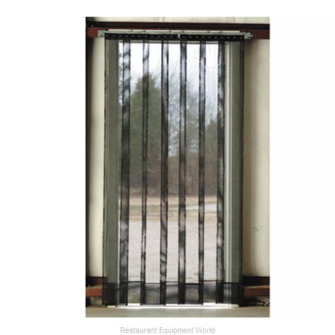 Aleco 405008 Strip Curtain Unit (Magnified)