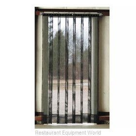Aleco 405008 Strip Curtain