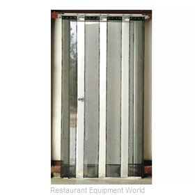 Aleco 405095 Strip Curtain