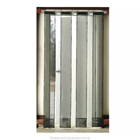 Aleco 405096 Strip Curtain (Magnified)