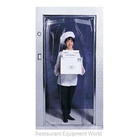 Aleco 420386 Cooler Freezer Door, Flexible