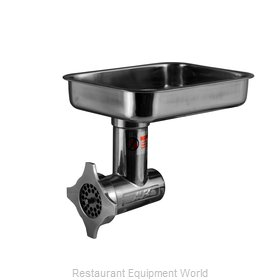 Alfa International 12 SS CCA Meat Grinder Attachment