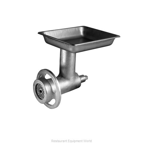 Alfa International 22 H CCA Meat Grinder Attachment (Magnified)