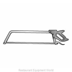 Alfa International 6050-25 Saw Meat Manual