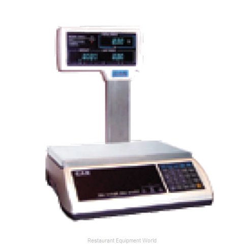 Alfa International A2JR-60VP Scale Price Computing (Magnified)