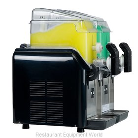 Alfa International ABB-2 Frozen Drink Machine, Non-Carbonated, Bowl Type