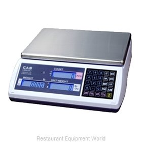 Alfa International AEC-30 Scale, Inventory