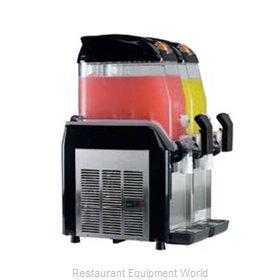 Alfa International AFCM-2 Frozen Drink Machine, Non-Carbonated, Bowl Type