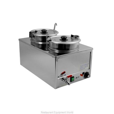 Alfa International FW9002 Food Pan Warmer, Countertop