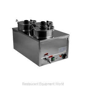 Alfa International FW9003 Food Pan Warmer, Countertop