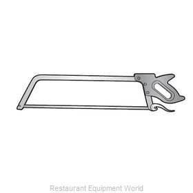 Alfa International HSB-24 Meat Saw, Manual