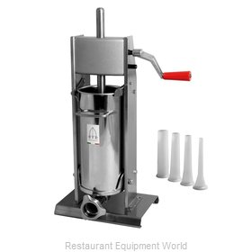 Alfa International TS-5SSV Sausage Stuffer, Manual