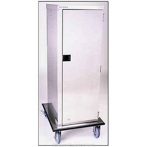 Alliance Products D10TCEL Enclosed Tray Delivery Carts