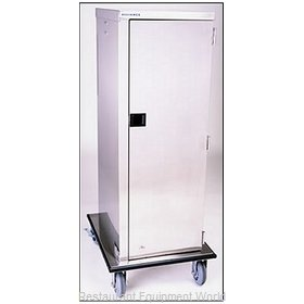 Alliance Products D20TCEL Enclosed Tray Delivery Carts